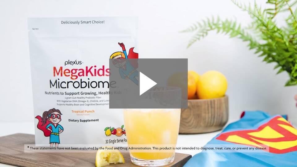 Plexus MegaKids Microbiome