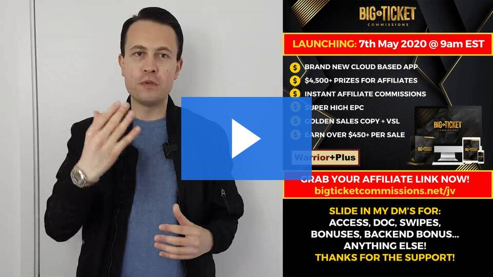 BigTicketCommissions Review
