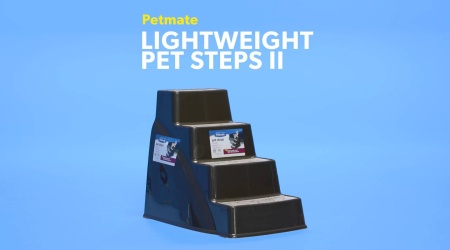 Petmate Lightweight Pet Steps Ii