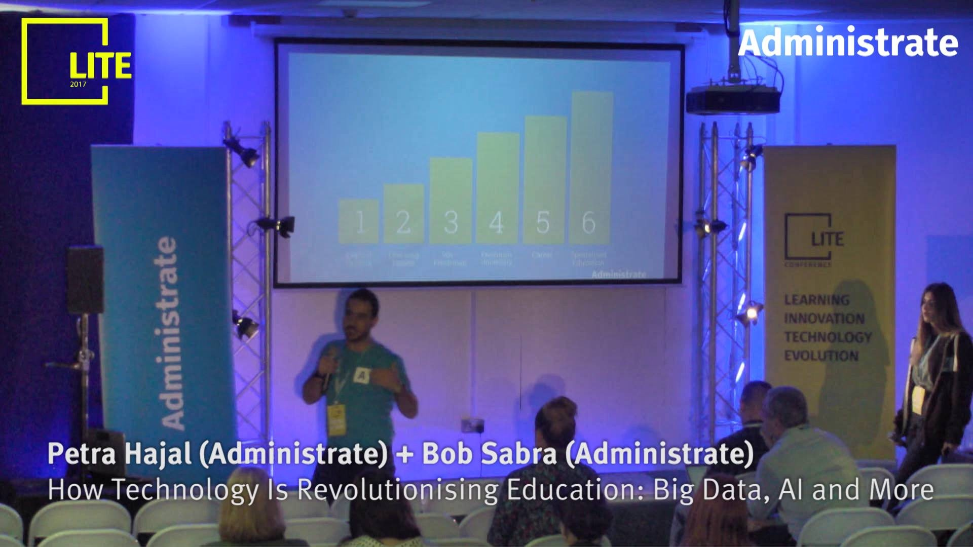 How Technology Is Revolutionising Education: Big Data, AI and More [Petra Hajal & Bob Sabra]