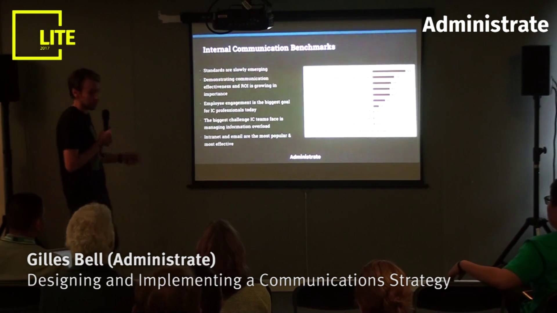 Designing and Implementing a Communications Strategy [Gilles Bell]