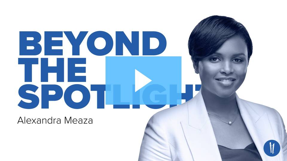Alexandra Meaza Turns Athletes Into Business Brands