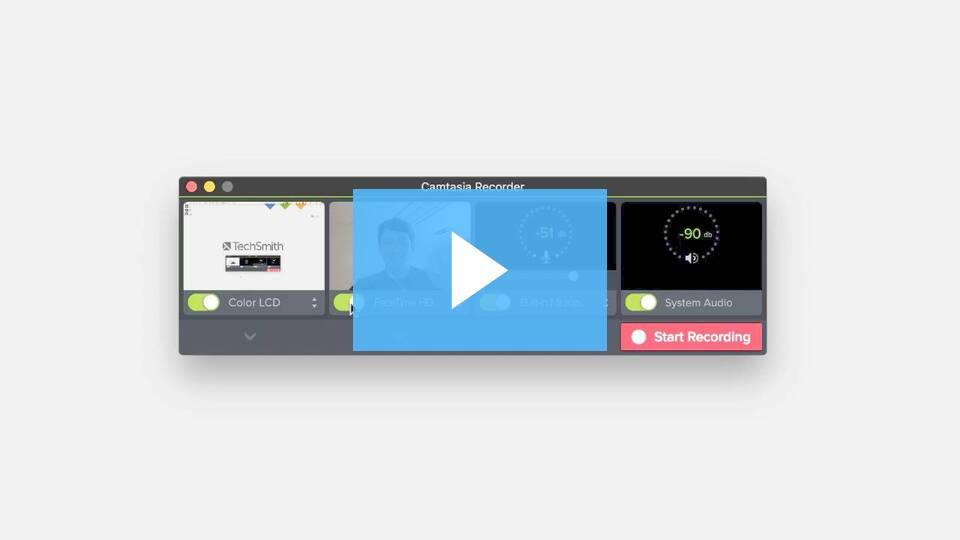 屏幕录制工具 TechSmith Camtasia Studio v2019 19.0.4.4929