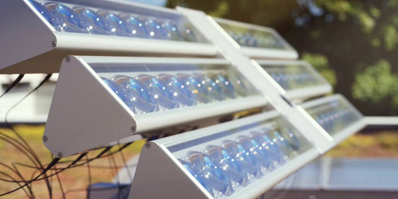 Parans Solar Lighting System How It Works