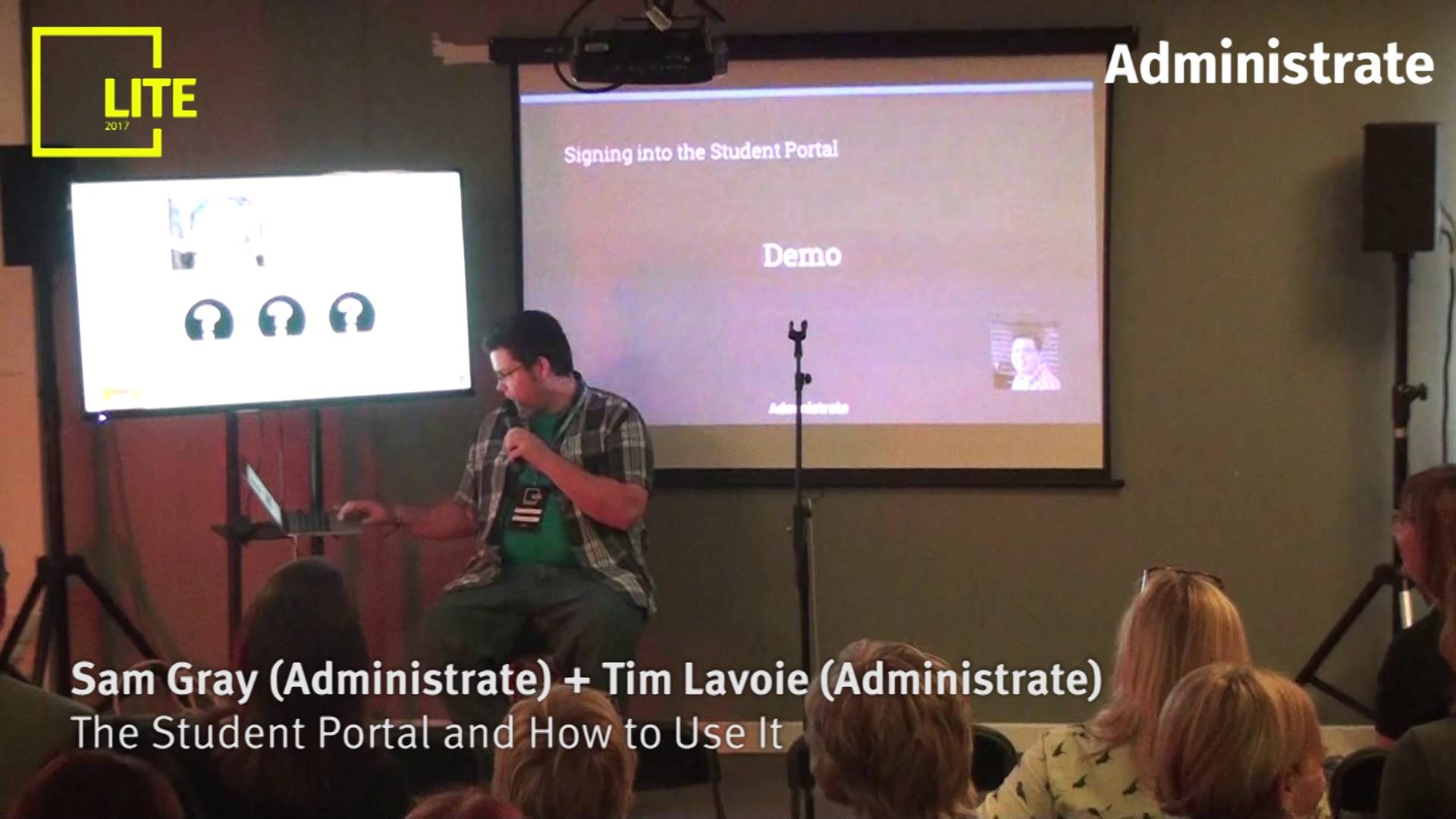 The Student Portal and How to Use It [Sam Gray & Tim Lavoie]