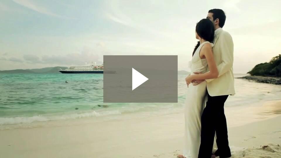 SeaDream Yacht Club - Couple Video