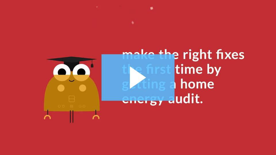 video about home energy audits