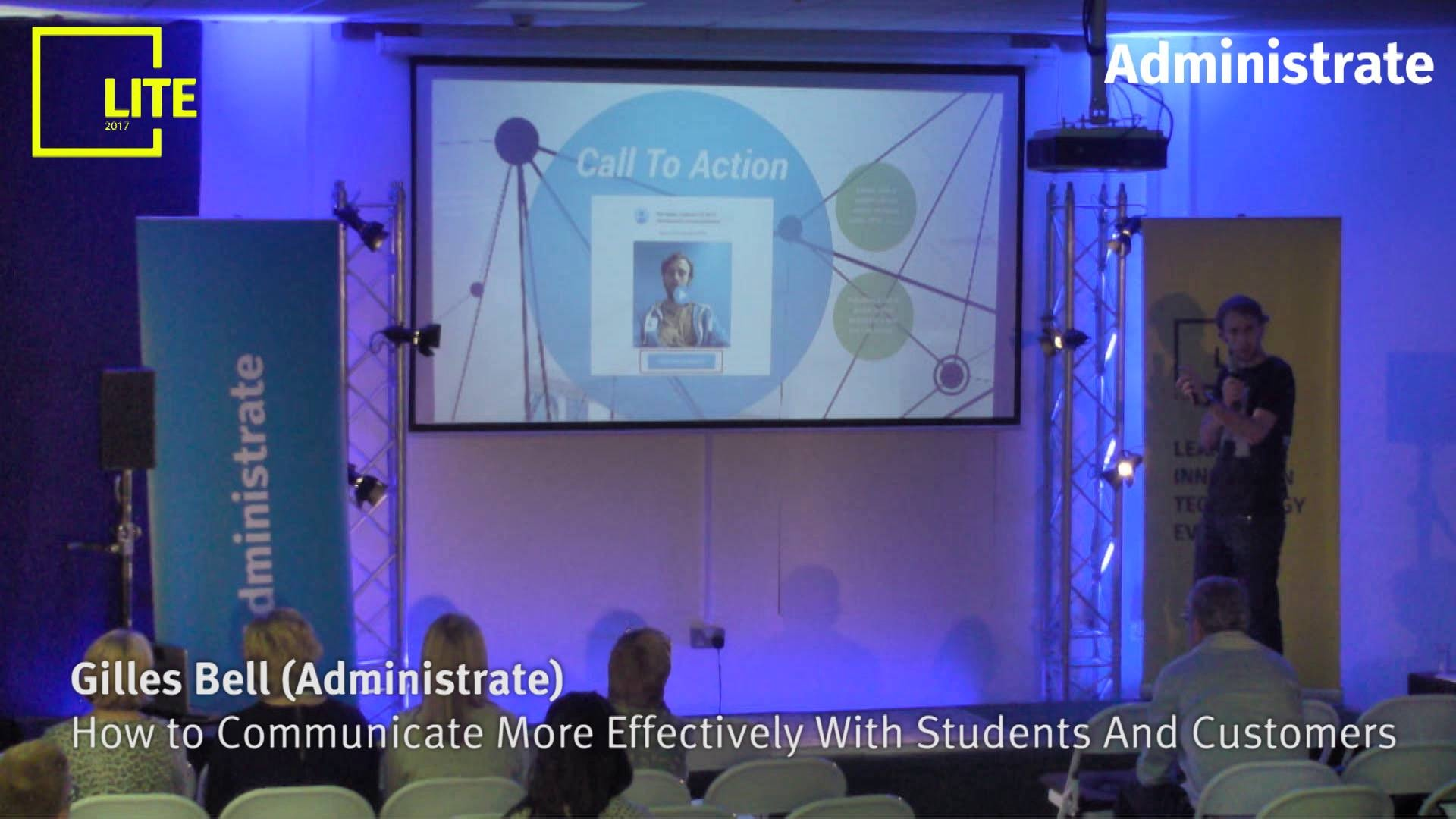 How To Communicate More Effectively with Students And Customers [Gilles Bell]