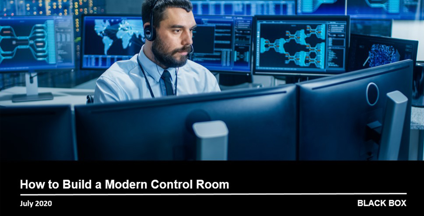 Webinar: How to Build a Modern Control Room