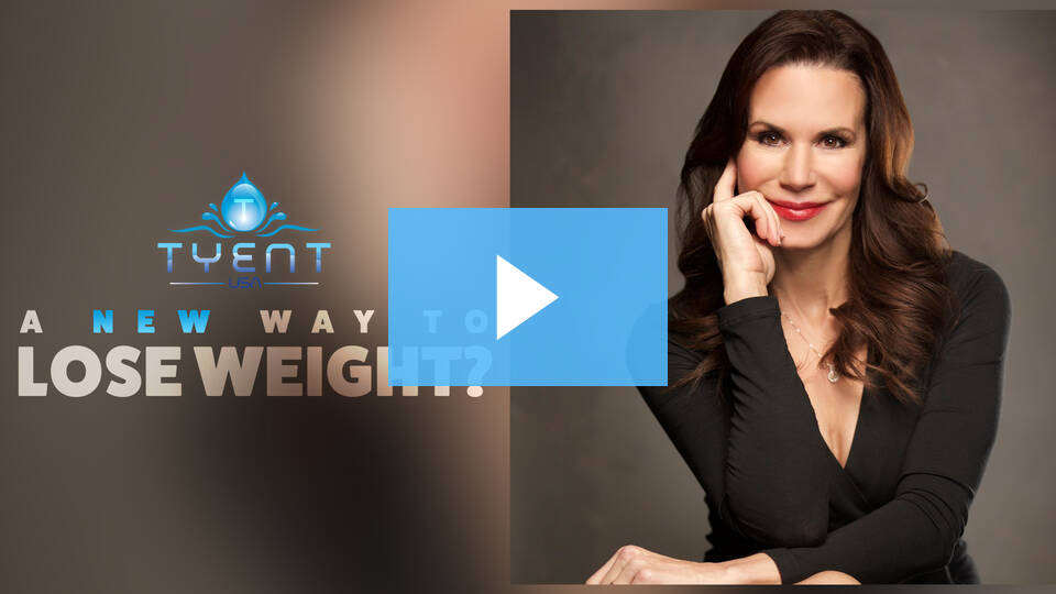 Tyent Water can help you achieve your WEIGHT LOSS goals!